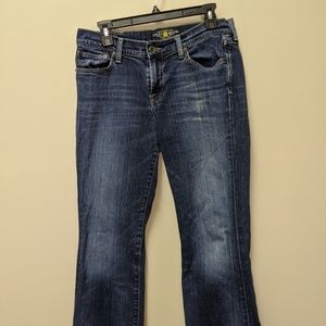 Lucky brand Sweet N Low jeans - Size 10